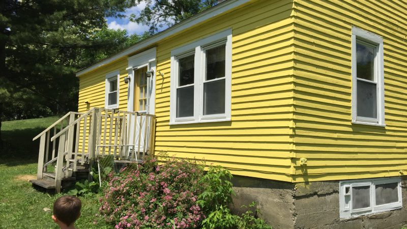 Meetings, Yellow House